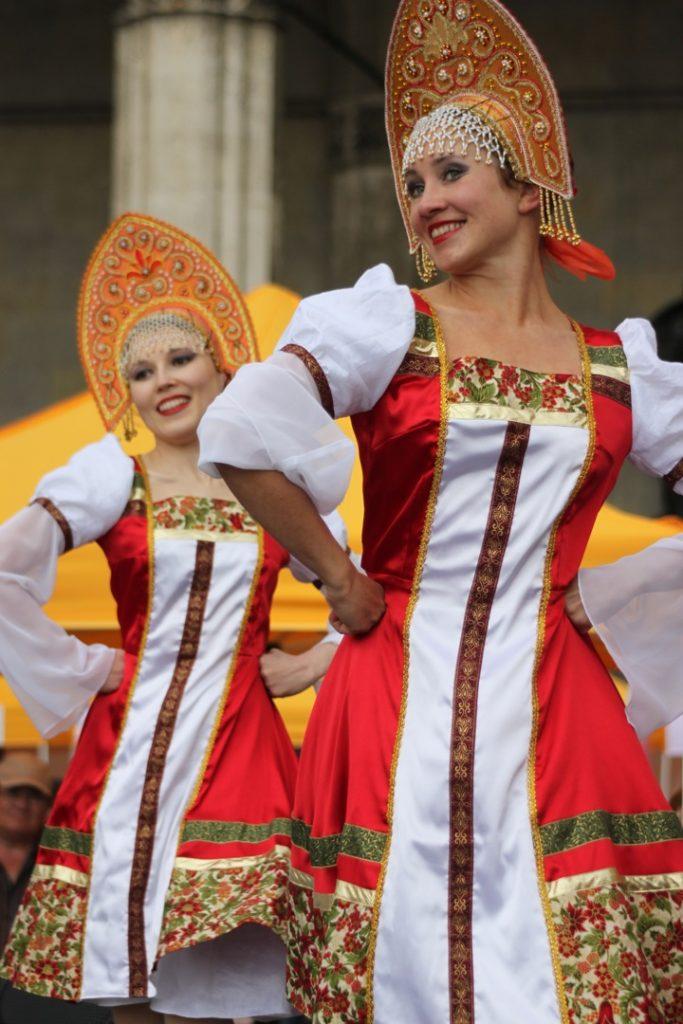 Russische Kultur