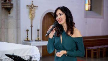 Viktoria lein saengerin Video Kirche trauung web